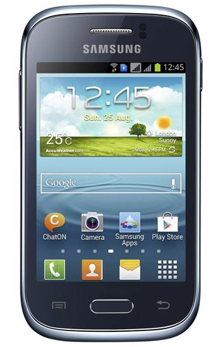 Samsung Galaxy Young S6310 Blue