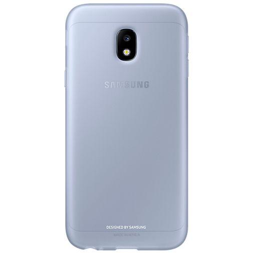 Samsung Jelly Cover Blue Galaxy J3 (2017)