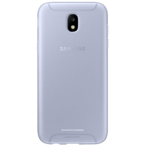 Samsung Jelly Cover Blue Galaxy J5 (2017)