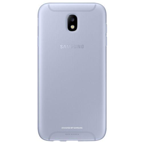 Samsung Jelly Cover Blue Galaxy J7 (2017)