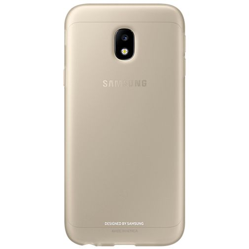 Samsung Jelly Cover Gold Galaxy J3 (2017)