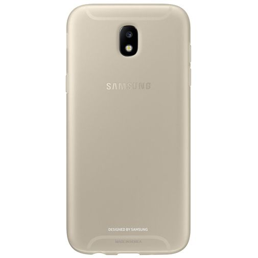 Samsung Jelly Cover Gold Galaxy J5 (2017)