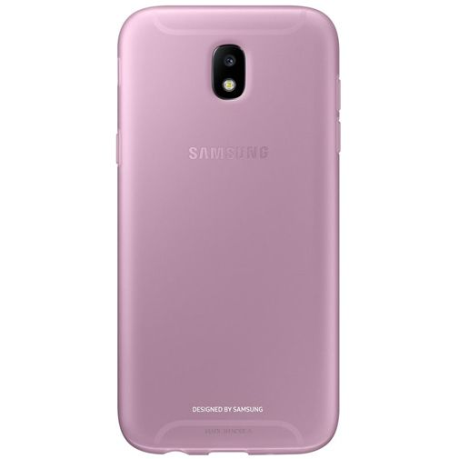 Samsung Jelly Cover Pink Galaxy J5 (2017)