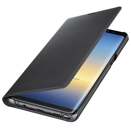 Samsung LED View Cover Black Galaxy Note 8