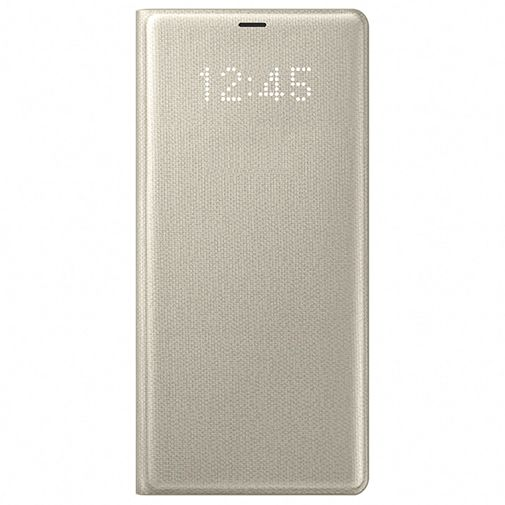 Samsung LED View Cover Gold Galaxy Note 8