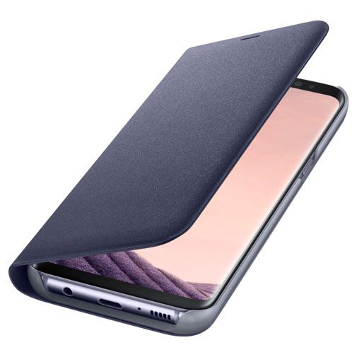 Samsung LED View Cover Grey Galaxy S8