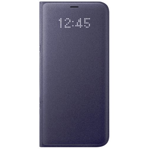 Samsung LED View Cover Purple Galaxy S8+