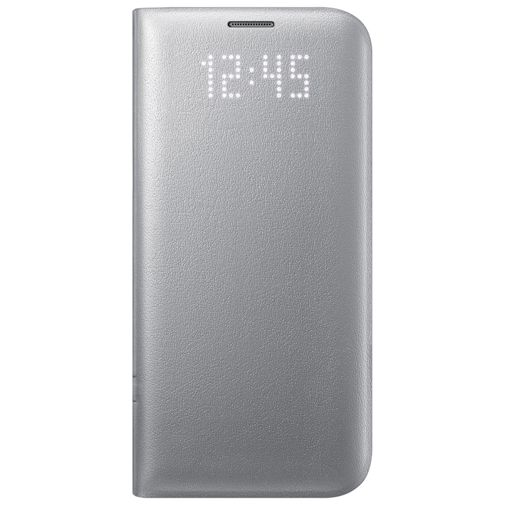Samsung LED View Cover Silver Galaxy S7 Edge