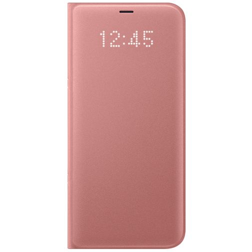 Samsung LED View Cover Pink Galaxy S8+
