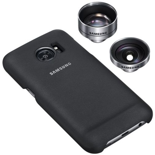 Samsung Lens Cover Black Galaxy S7