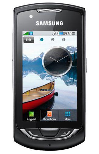 Samsung Monte S5620 Black