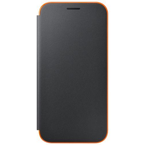 Samsung Neon Flip Cover Black Galaxy A5 (2017)