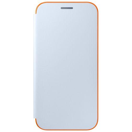 Samsung Neon Flip Cover Blue Galaxy A5 (2017)