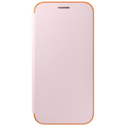 Samsung Neon Flip Cover Pink Galaxy A5 (2017)
