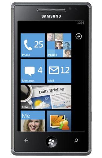Samsung Omnia 7 i8700 8GB Black