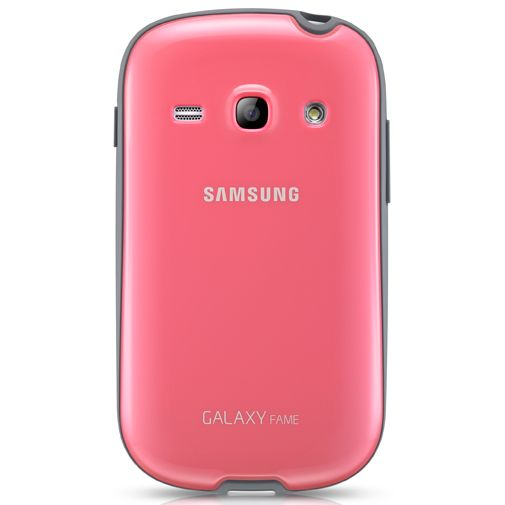 Samsung Protective Case Pink Samsung Galaxy Fame