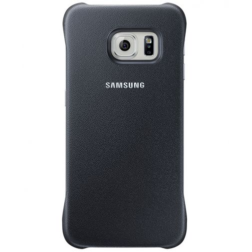 Samsung Protective Cover Black Galaxy S6 Edge