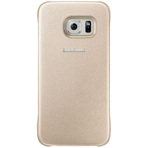 Samsung Protective Cover Gold Galaxy S6