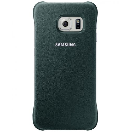 Samsung Protective Cover Green Galaxy S6 Edge