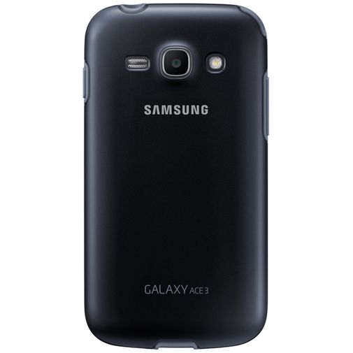 Samsung Protective Cover+ Black Galaxy Ace 3
