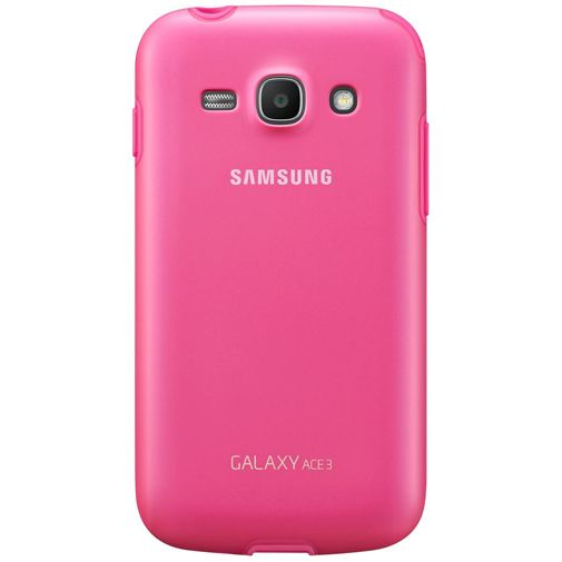 Samsung Protective Cover+ Pink Galaxy Ace 3