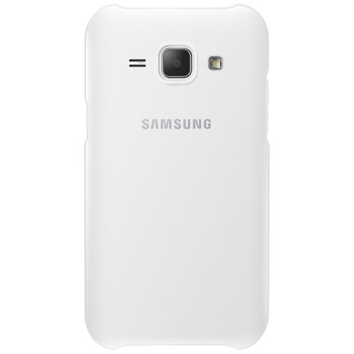 Samsung Protective Cover White Galaxy J1