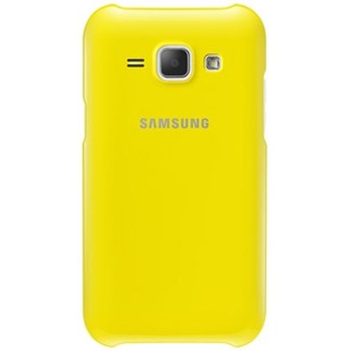 Samsung Protective Cover Yellow Galaxy J1