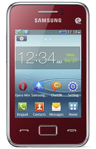 Samsung REX80 S5220 Red
