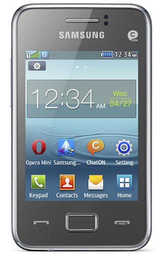 Samsung REX80 S5220 Silver