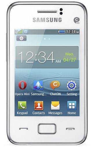 Samsung REX80 S5220 White