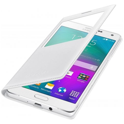 Samsung S-View Cover White Galaxy A7