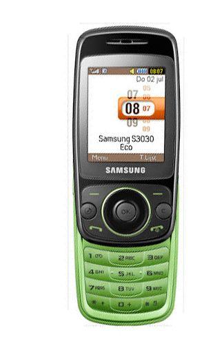 Samsung S3030 Eco