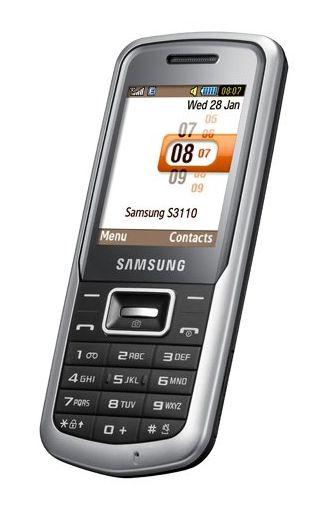 Samsung S3110 Silver