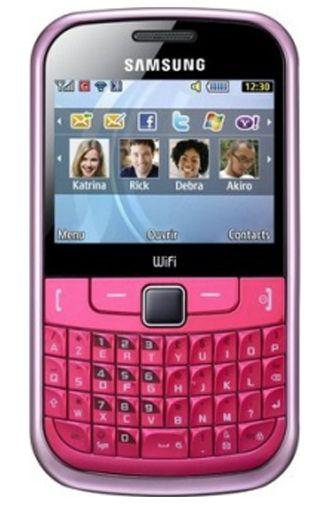 Samsung S3350 Ch@t Pink