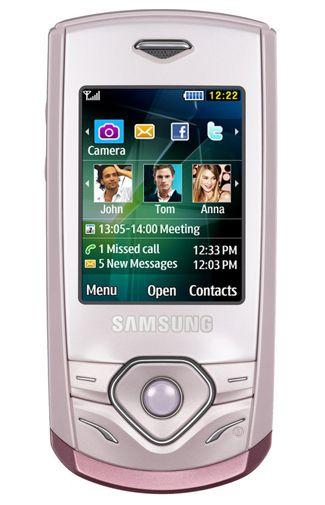 Samsung S3550 Sweet Pink