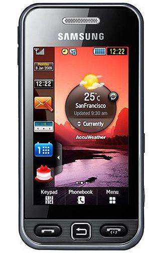 Samsung S5230 Star Design Black