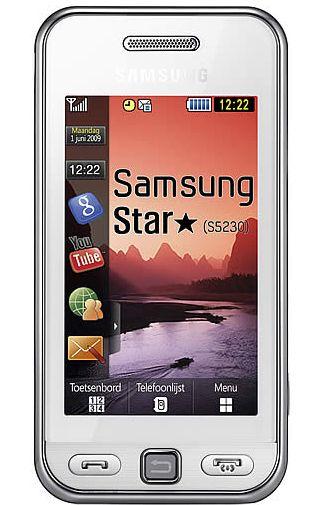 Samsung S5230 Star White