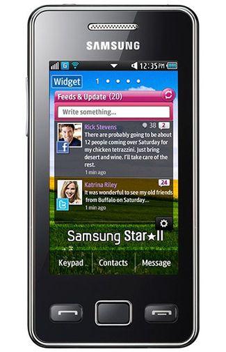 Samsung S5260 Star II Black