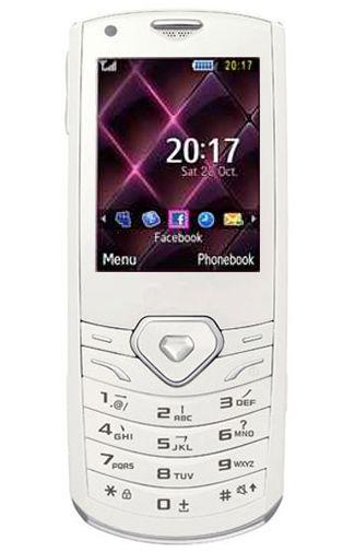 Samsung S5350 White