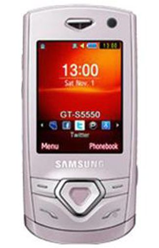 Samsung S5550 Shark 2 Pink
