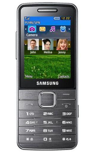 Samsung S5610 Primo Silver