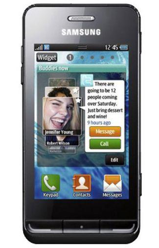 Productafbeelding van de Samsung S7230 Wave TouchWiz