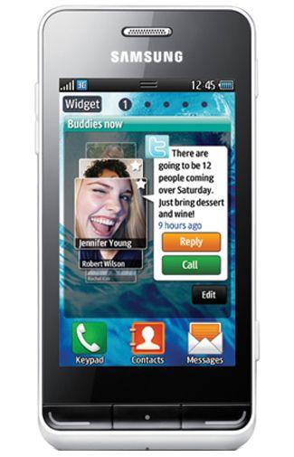 Samsung S7230 Wave TouchWiz White