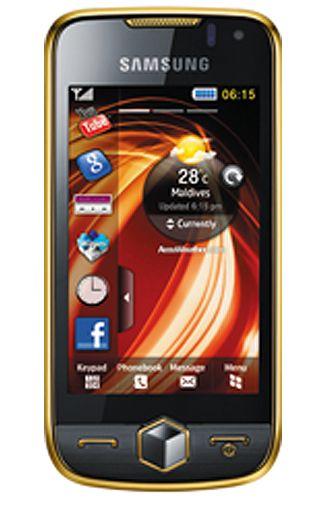 Samsung S8000 Jet Black Gold