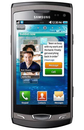 Samsung S8530 Wave II Black
