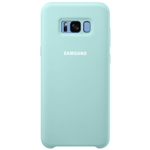 Samsung Silicone Cover Blue Galaxy S8+