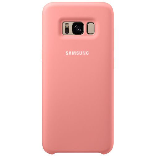 Samsung Silicone Cover Pink Galaxy S8