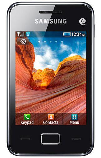 Samsung Star 3 S5220 Black