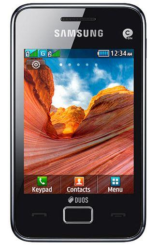 Samsung Star 3 S5222 DuoSim Black