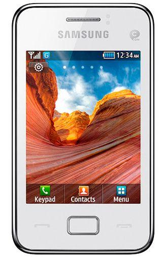 Samsung Star 3 S5220 White